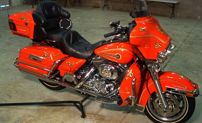 Harley Davidson Firefighter Edition Motorcycles For Sale